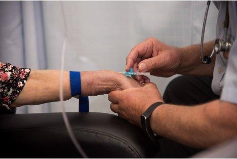 טיפול בחסימות כלי דם
